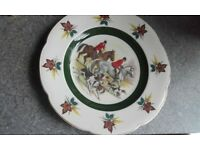 Woods and Sons hunting wall plate