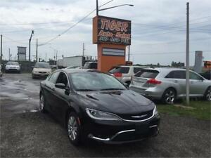 2015 Chrysler 200 ***ONLY 40,000 KMS***4 CYLINDER***PUSH START