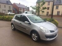 RENAULT CLIO RIP CURL 1.2 LOW INSURANCE LOW MILES 12 MONTH MOT 2 KEYS PX WELCOME DELIVERY AVAILABLE