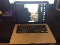Macbook pro - Mint Condition - quick sale due to an upgrade