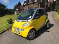 SMART PASSION AUTO (LHD) 1 OWNER ** WOW JUST 18000 MILES **