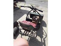 Spares or reairs 2 webb ride on mowers