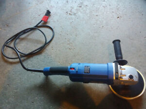 "7"" Right Angle Polisher/Sander with two polishing pads!"