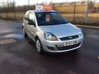 !! FORD FIESTA 1.2 PETROL YEARS MOT, FINANCE AVAILABLE, WARRANTY INCLUDED