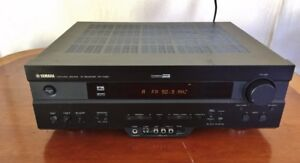 YAMAHA RX-V520 5.1 CHANNEL RECEIVER EXCELLENT CONDITION