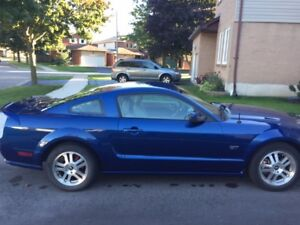 2006 Ford Mustang GT Coupe SOHC