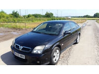 Vauxhall Vectra 1.8 2005 Petrol with 8 months M.O.T
