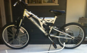 Harley Davidson DS20 Mountain Bike