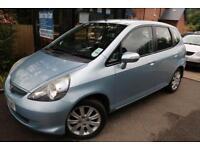 2006 (56) Honda Jazz 1.4I DSI SE Blue 5 Door FHSH Long MOT Finance Available