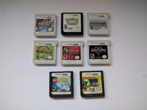 Nintendo 3DS & DS Games