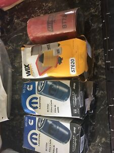 New in box - oil filters