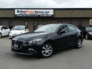 2015 Mazda MAZDA3 GX **BEST VALUE & LOW PAYMENT**