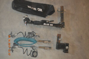 Blue OX Aventa Tow Bar and Rodamaster Even Brake complete