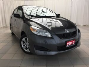 2013 Toyota Matrix Convenience Package