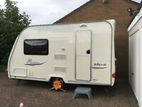 2 Berth Caravan - 2008 Avondale Dart 380-2. One owner, excellent condition