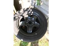 Steel spare wheels 5x100 vauxhall