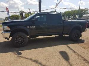 2014 Ram 3500 **LIFTED**DIESEL!!!! call/text 780-701-5651