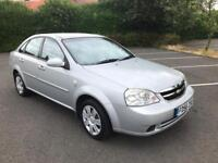 2006 CHEVROLET LACETTI 1.4 LX ONLY 52k MILES