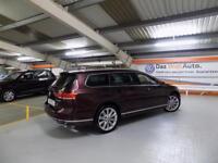 Volkswagen Passat R LINE TDI BLUEMOTION TECHNOLOGY DSG (red) 2016-12-23