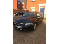 2008 Audi A3 special edition 3dr, 1.6 manual