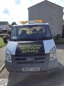 Ford Transit Recovery Van 2007