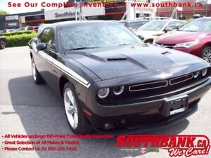 2015 Dodge Challenger R/THeated/Cooled Seats, Navigation, Sunroo
