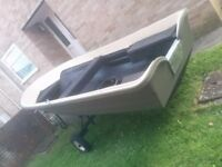 Fishing Boat (13 foot x 5 foot) Updated 18/09/17