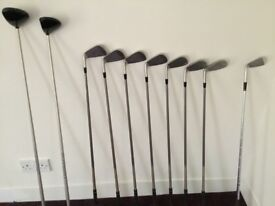 Ladies woods and irons