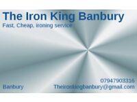 The Iron King Banbury