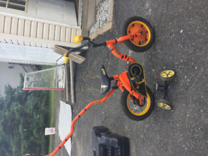 Tigger toddler bike