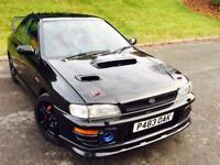 Subaru Impreza wrx catalunya,,Turbo,,
