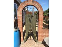 Pair of chest waders size 11.