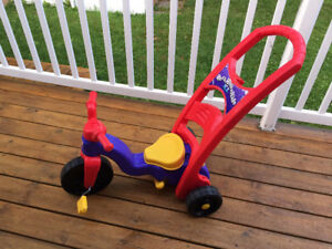 Tricycle enfant - Fisher Price Rock, Roll N Ride