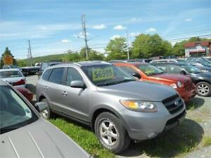 GREAT DEAL!!! 2007 SANTA FE AWD!!! 157000 KM ! , NEW MVI !