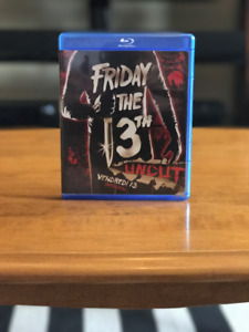 Friday the 13th Uncut Blu-Ray
