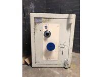 X2 Robust safes. £7,500 cash rated.