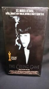 The Crying Game VHS