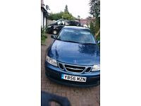 SAAB 93 TDI SPORT 2007 ( two owners only)
