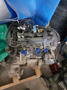 2010 mazda 3 2.5l engine and 6 speed trans