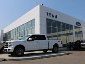 2016 Ford F-150 CREW CAB. DEALER DEMO