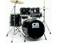 Cb full drum kit