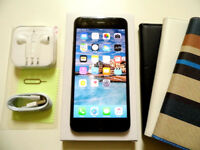 Apple iPhone 6 Plus + Space Gray 16GB (O2, Tesco, GiffGaff) in Very Good Condition Smartphone