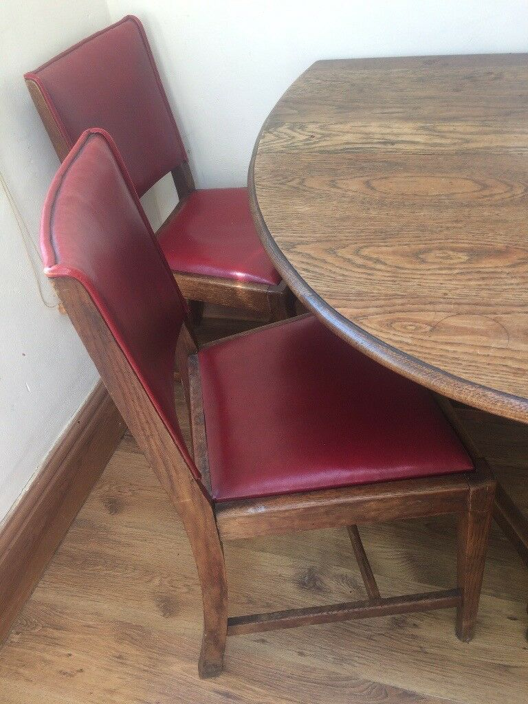 4 dining room table chairsin Stroud, GloucestershireGumtree - Second hand. AS shown. Must be collected (or I can deliver for £) by Thursday 1pm. Stroud. Make me an offer