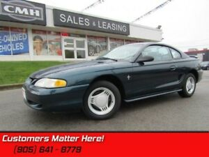 1994 Ford Mustang   MANUAL, V6, POWER GROUP, NEVER WINTER DRIVEN