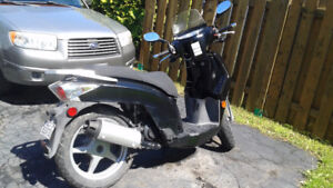 Kymco People S50 4t