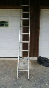 16 ft extensions ladder