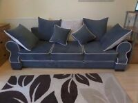 SOFA BED WITH CONTAINER FOR BEDDING