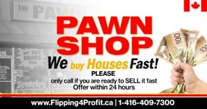 Are you a Panic Seller in Sarnia Who needs Cash Now?