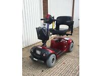 Mercury neo 4 mobility scooter with 3 months warranty