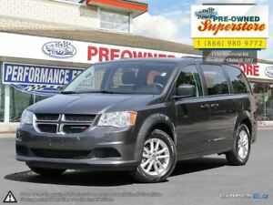 2016 Dodge Grand Caravan SXT-***rear air, power window group***